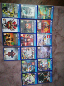 Ps4 /games