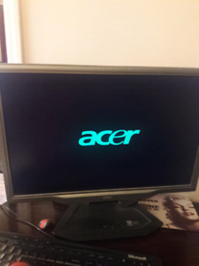 """Monitor - Acer AL2223W - LCD display - 22"""""""