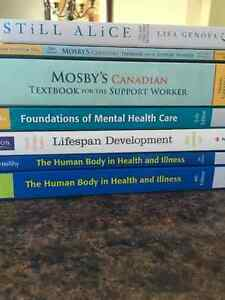 PSW Textbooks- St.Lawrence College
