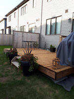 Need a DECK, a FENCE or INTERLOCK?