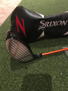 Srixon 765 10.5* Driver with X-Flex Shaft (Mens Right Hand)