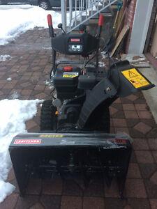 Snowblower CRAFSTMAN Model No. C459-52216-1 NEW...!!