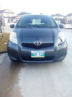 SUPER LOW KMS SAFETIED '11 TOYOTA YARIS AUTO AC CRUISE