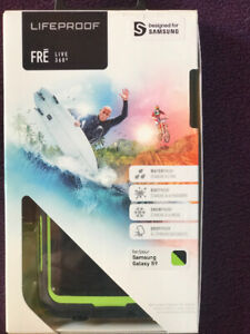 New Fre Lifeproof case for Samsung Galaxy S9