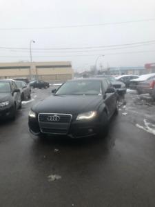 Audi A4 2009 2.0T cuir beige 195.000KM