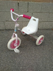 $25 for Girl's Barbie Tricycle trike