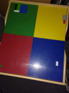 Train/lego table