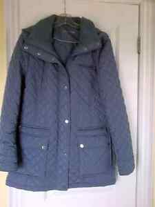 Quilted Jacket - Calvin Klein - Like New Peterborough Peterborough Area image 1