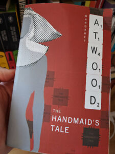 The Handmaid's Tale by Margaret Atwood (Paperback)