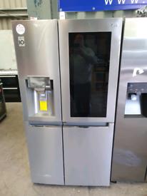 LG insta view American fridge freezer