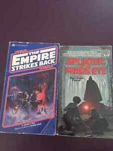 Splinter of the Mind's Eye ( Luke Skywalker)..reduced by half