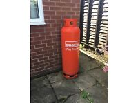 Calor Gas Bottle