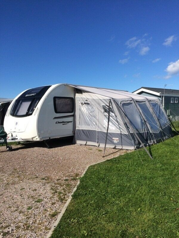 Vango Varkala 420 air awning | in Ashton-in-Makerfield ...