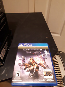 Destiny & need for speed PS4