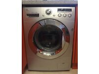 LG Direct Drive 6 Motion 8kg 1400 Spin Washing Machine - Very Good Condition
