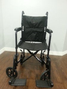 Fauteuil roulant drive