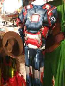 Halloween costumes, decorations, and  accessories at  booth 859