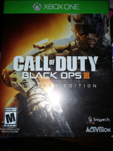 Xbox one game call of duty black ops 3