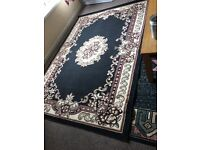 A large size rug for quick sale