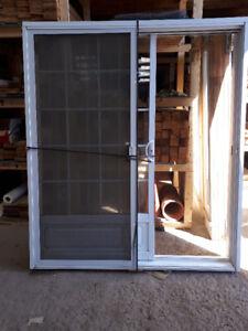 Porte patio FR-630 Astral Plus 6 pieds OX droite