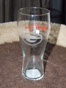 Green Bay Packers & Budweiser Beer Glass - NEW - $5.00 Belleville Belleville Area image 2