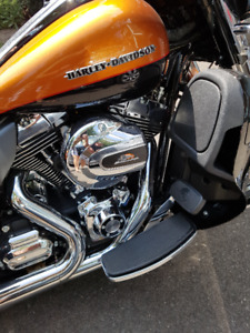 Beautiful Harley Davidson Ultra Classic Limited - 2014