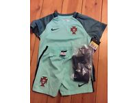 Portugal football away kit