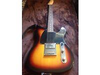 Custom Telecaster Guitar