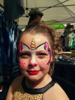 Quality + Affordable Face Painting w/ multiple hour discount!