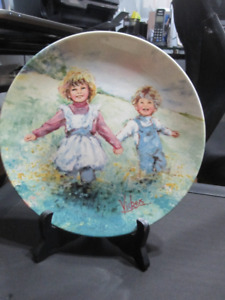 Collector Plate- Playtime