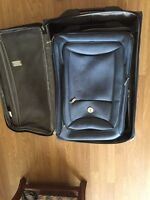 Large and small luggage set
