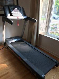 POWER FIRST TREADMILL