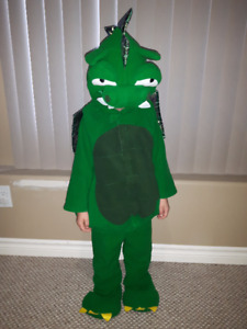 Soft Dragon HALLOWEEN COSTUME from Old Navy - 4T-5T