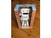 Brian Robot Toy - Confused dot com
