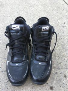 Nike Football Shoes Sz 11