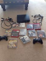 Playstation 3 slim and games