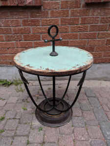 end table, brand new