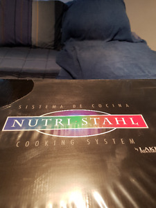 Nutri Stahl Cooking System