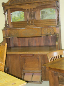 Bar or Desk made from an old Pump Organ