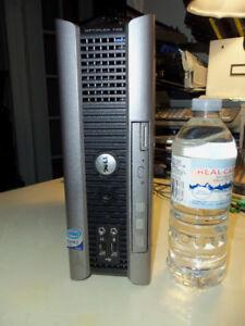 Dell Optiplex 755 C2D 3.0Ghz, 80GbHD, 4GbRam- Win 10 64bit