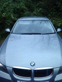 BMW 318 m3 5 door grey/ green manual