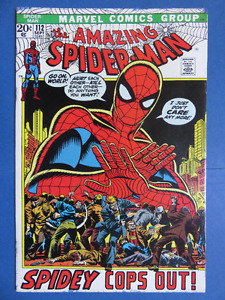 Amazing Spider-Man - Lot of 4 - 112, 113, 114, 115
