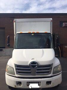Hino truck 185 2007