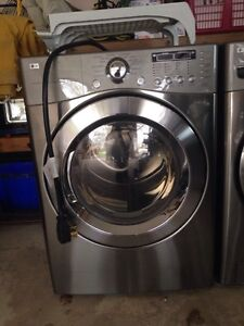 LG washer and dryer SOLD PPU