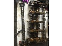 Honda Civic ep3 type r cams camshaft oem carriers facelift k20a2