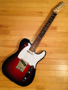 2016 Squire Telecaster Standard by Fender