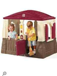 Outdoor Playhouse 'Neat and Tidy Cottage' Step 2