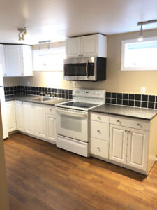 2 bd basement suite in Colwood $1400