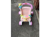 Fisher price my first pushchair