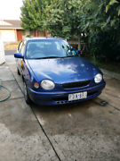 1999 Toyota Corolla Blue Roxburgh Park Hume Area Preview